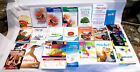 LOT OF WEIGHT WATCHERS BOOKS COOKBOOKS POINTS PLUS CALCULATOR EAT LESS DINING