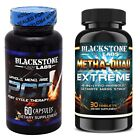 Blackstone Labs Metha Quad Extreme 4 in 1 Ultimate Mass Stack  PCT V Combo