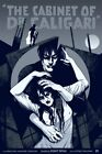 The cabinet of Dr Caligari by Becky Cloonan Regular Rare sold out Mondo print