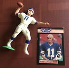 1989 Starting Lineup Phil Simms Open Out Of Box With Card Books For $20