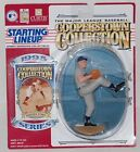 1995 SLU Starting Lineup Cooperstown Collection Whitey Ford New York Yankees MOC