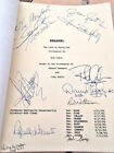 Original script of DRAGON: A LIFE OF BRUCE LEE *Autographed by Cast and Crew*