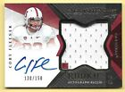 The Mystery of the 2012 Upper Deck Football Quarterback Trade Card 10