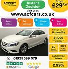 2013 WHITE MERCEDES A180 15 CDI BLUEEFFICIENCY SE DIESEL CAR FINANCE 29 PW