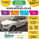2015 WHITE AUDI A1 14 TFSI 125 SPORT PETROL AUTO 3DR CAR FINANCE FROM 41 P W