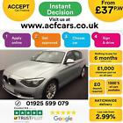 2015 SILVER BMW 116D 16 EFFICIENT DYNAMICS DIESEL 5D HATCH CAR FINANCE FR 37PW