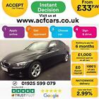 2012 BLACK BMW 320D 20 SE DIESEL MANUAL SALOON CAR FINANCE FR 33 PW
