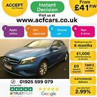 2015 BLUE MERCEDES A180 16 SE DIESEL AUTO CAR FINANCE FROM 41 P WK