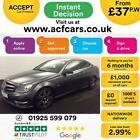 2013 GREY MERCEDES C250 21 CDI AMG SPORT PLUS DIESEL COUPE CAR FINANCE FR 37PW