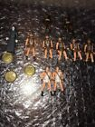1981 Clash of the Titans Action Figures Perseus Thallo Calibos Charon Lot Of 10