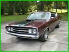 1969 Ford Torino 1969 Ford Torino351 Cleveland5 Speed Manual Coupe