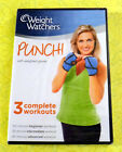 Weight Watchers Punch New DVD Video Exercise Workout Fitness Movie