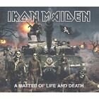 IRON MAIDEN A MATTER OF LIFE AND DEATH CD NEW