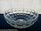 Indiana Glass Clear Constellation 8 1/2
