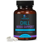 Anxiety and Stress Relief Pills, Natural Herbal Supplement, 1000mg FREE SHIPPING