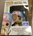 Funko POP! One Piece Tony Tony Chopper #99 Funination Exclusive w Protector