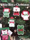 Leisure Arts Little Bits of Christmas Six Crochet Designs by Anne Halliday 2372