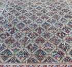 AN ATTRACTIVE KERMAN RUG WITH FANTASTIC DESIGN