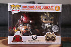 SDCC 2018 Blizzard Exclusive Roadhog and Junkrat 2Pack Funko Pop Games Overwatch
