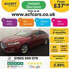 2015 RED FORD MONDEO 20 TDCI 150 TITANIUM X POWERSHIFT CAR FINANCE FR 37 PW