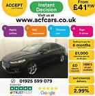 2015 BLACK FORD MONDEO 20 TDCI 180 TITANIUM X POWERSHIFT CAR FINANCE FR 41 PW