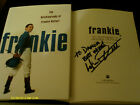 Frankie The Autobiography of Frankie Dettori by Jonathan Powell Signed