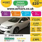 2014 WHITE VAUXHALL ASTRA 16 115 LIMITED EDITION 5DR HATCH CAR FINANCE FR 25PW