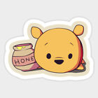 Winnie the Pooh Christopher Vinyl Graphic Decal Sticker for Laptops Wall Cars
