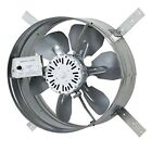 Mount Attic Ventilator Fan With Automatic Adjustable Thermostat For Cooler Air