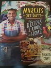 Marcus off Duty SIGNED COPY The Recipes I Cook at 2014