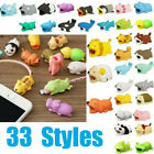 Cable Bite Protector cute For Iphone Cable Cord Animal Phone Accessory memory02