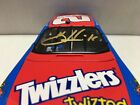 KEVIN HARVICK AUTOGRAPHED NASCAR DIECAST 2005 21 TWIZZLERS 124 SCALE ACTION