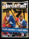 1094 - Pacific Islanders v South Africa 2004 Rugby Programme 17th July boks