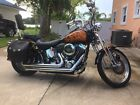 2003 Harley Davidson Softail FXSTS Springer Softtail 2003 Harley Davidson FXSTS Springer Softail Custom Motorcycle Bike Flames