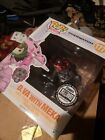 Funko Pop! Overwatch D.VA with MEKA 177 Carbon Fiber Blizzard Exclusive Vinyl