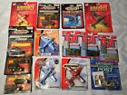 Military Die Cast Vehicle Lot Motormax Matchbox Sky busters Planes