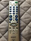 Sony RM-V302 5 Device Universal TV VCR DVD Cable Satellite Remote Control