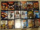 PS2 Game Lot (Sports, Kids, Hunting, other, Racing, LotR)