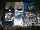 Boys T-Shirts, size 4T, Lot of 6, Racing Theme