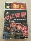 I'd Lie for You [#1] [Single] by Meat Loaf Cassette Tape 1995 MCA (USA) VG #CT48