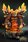 World of Warcraft Ragnaros the Firelord Resin GK Statue 10in Figure New In Stock