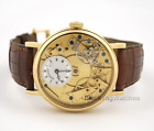 Breguet Tradition Manual Wind 7027ba/11/9v6 Yellow Gold $25,700