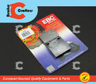 2002 - 2005 KAWASAKI ZZR1200 ZX 1200 C - REAR EBC PERFORMANCE ORGANIC BRAKE PADS