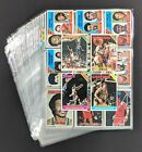 1975-76 Topps Basketball Set (329 330) Moses Malone HoF RC Missing Only Jabbar