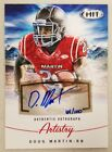 Doug Martin Cards and Autograph Memorabilia Guide 7