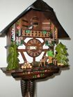 Cuckoo Clock, Anton Schneider, Black Forest, Animated,  with Night Shut Off