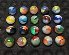 20 VITRO AGATE LOT #4 * VERY NICE EARLY VINTAGE MARBLES