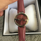 AUTH New Gucci Interlocking WATCH Pink 37mm women's