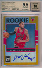 2016-17 Donruss Basketball Cards - Checklist Added 13