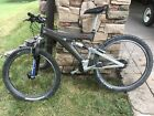 Trek Mountain Bike Bicycle Carbon Fiber Full Suspension Small